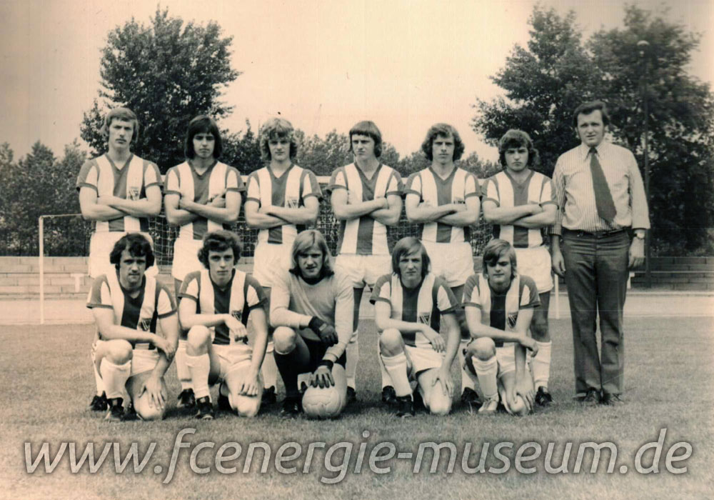 Junioren Saison 1973/74
