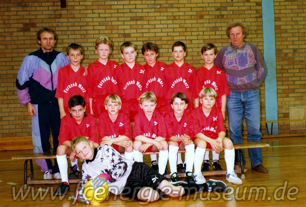 D1-Junioren Saison 1992/93