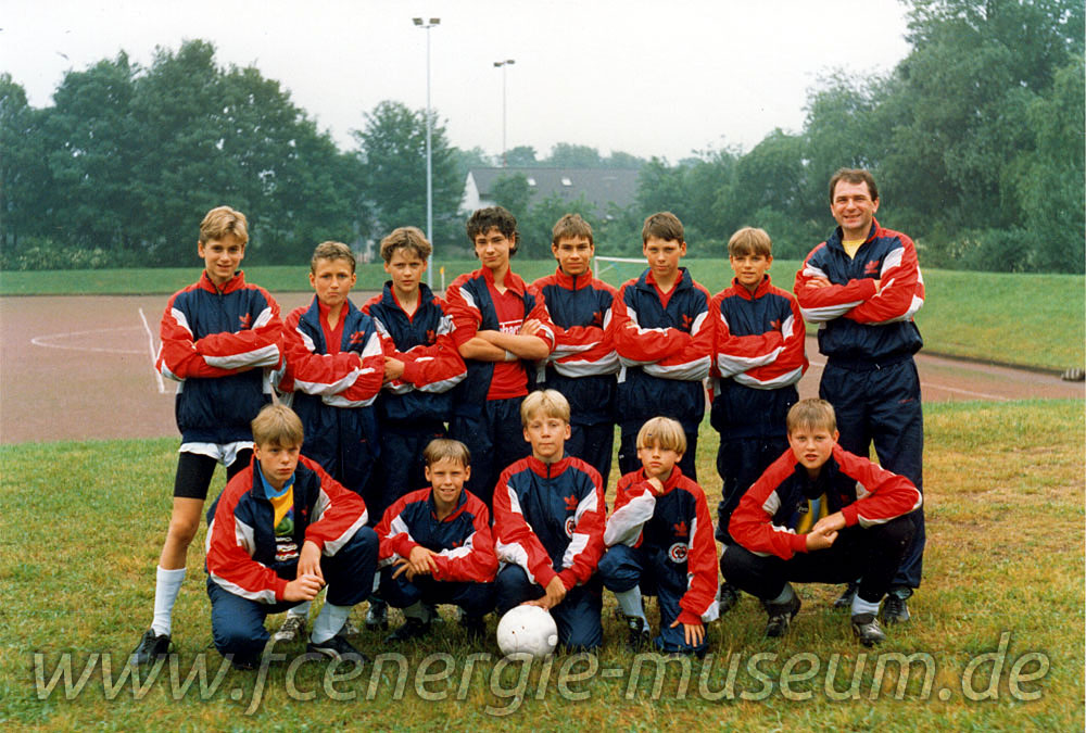 C1-Junioren Saison 1993/94