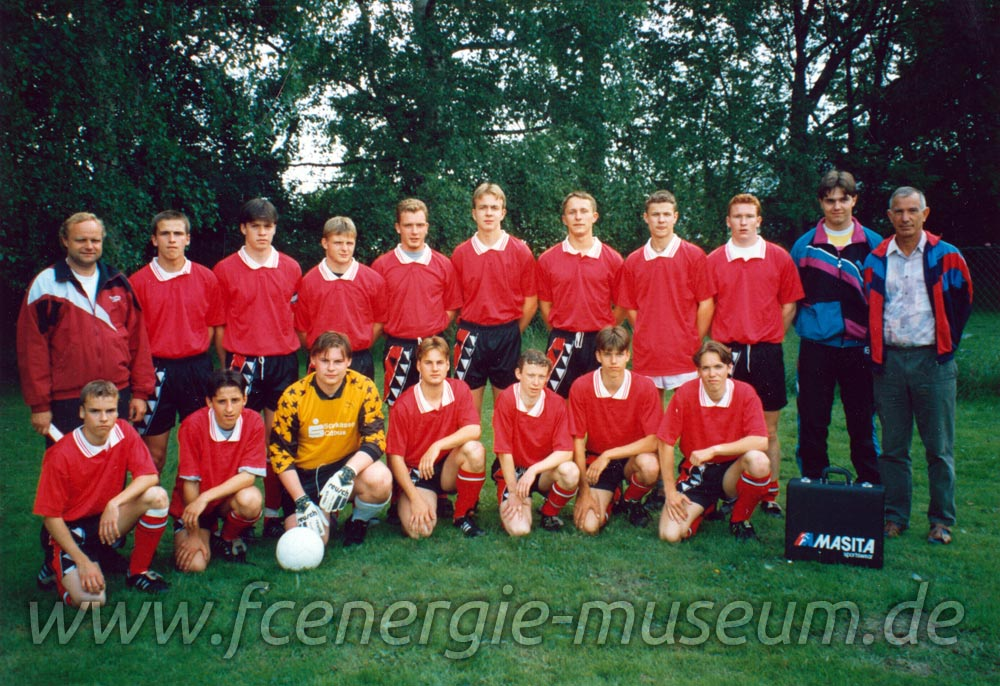 A-Junioren Saison 1994/95