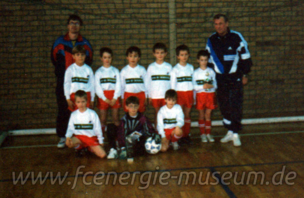 F-Junioren Saison 1994/95