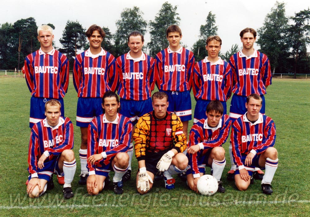 A-Junioren Saison 1996/97