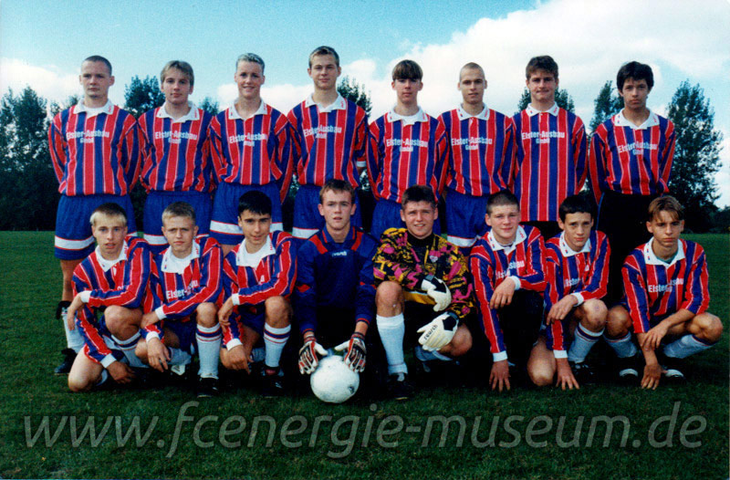 B-Junioren Saison 1997/98