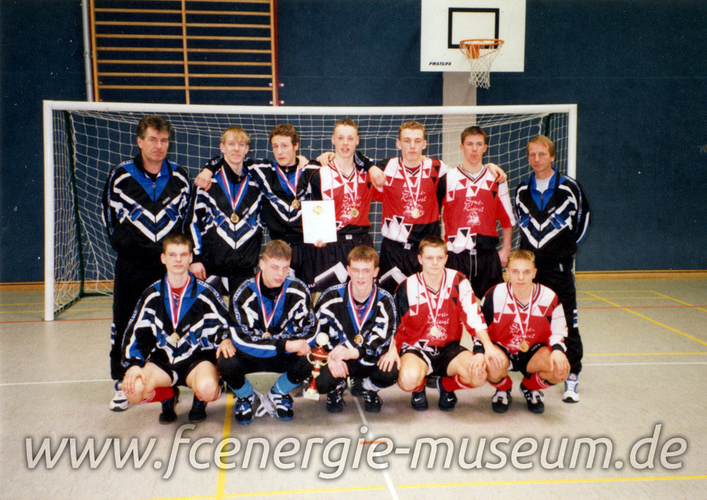 B-Junioren Saison 1998/99