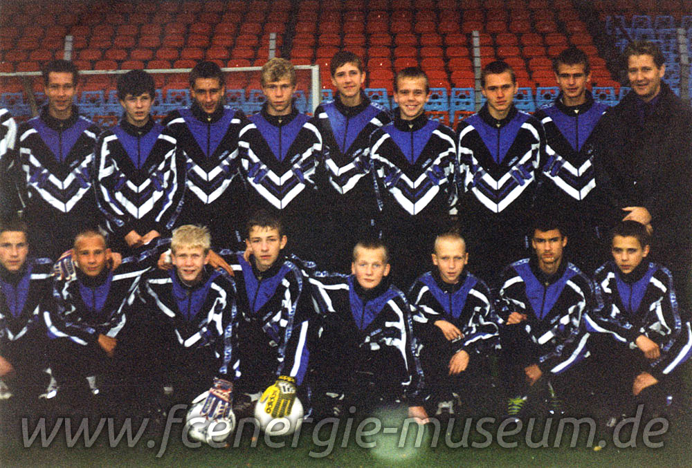 C1-Junioren Saison 1998/99