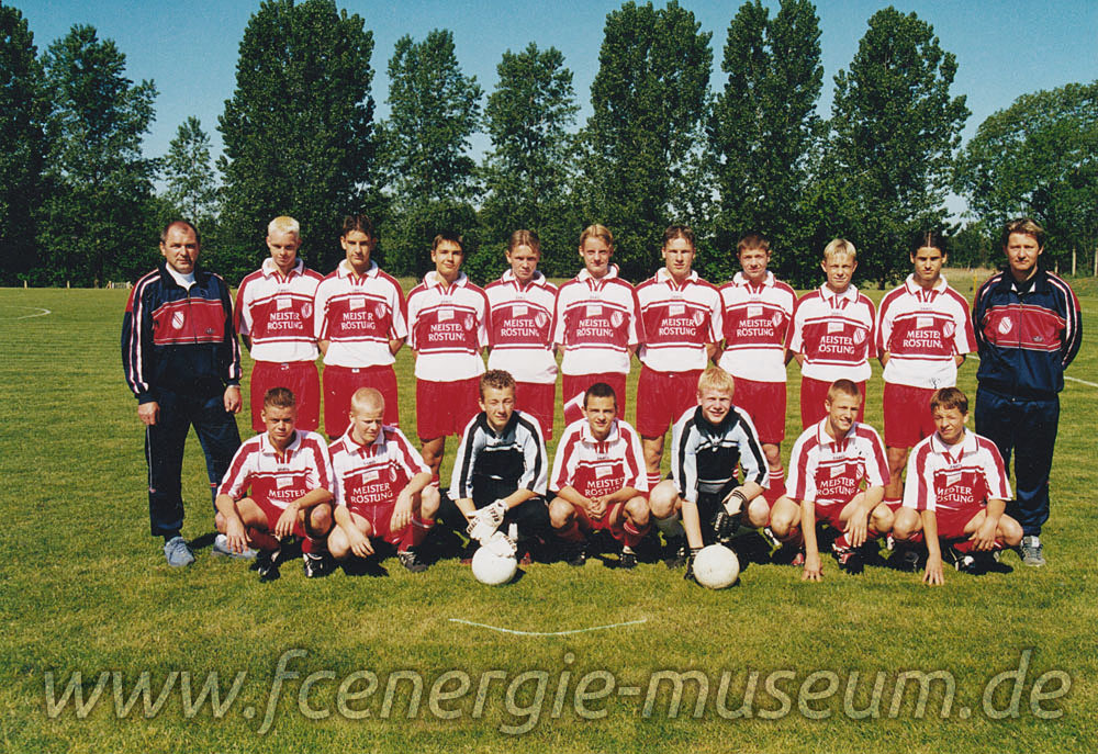 C1-Junioren Saison 1999/2000