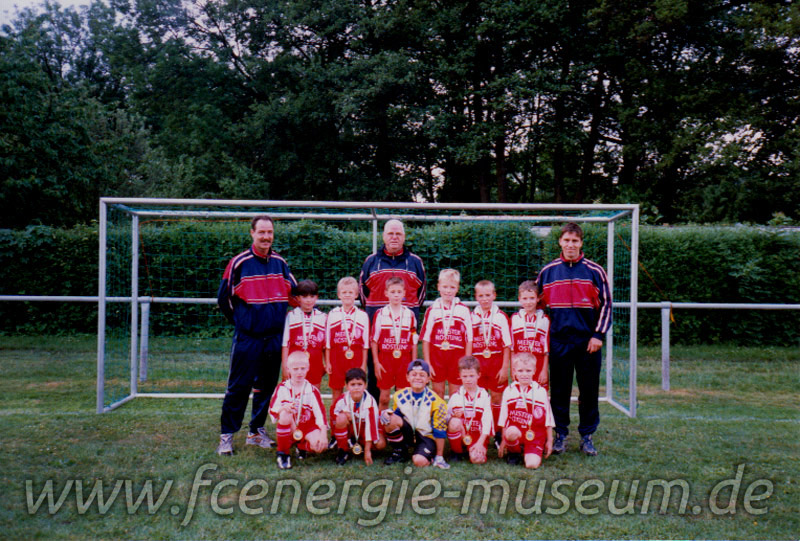 F-Junioren Saison 1999/2000