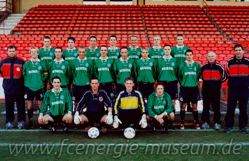 A-Junioren Saison 2000/01