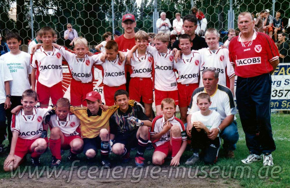 E1-Junioren Saison 2000/01