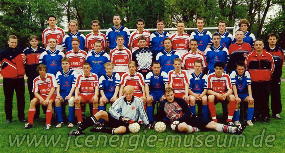 A2-Junioren Saison 2001/02