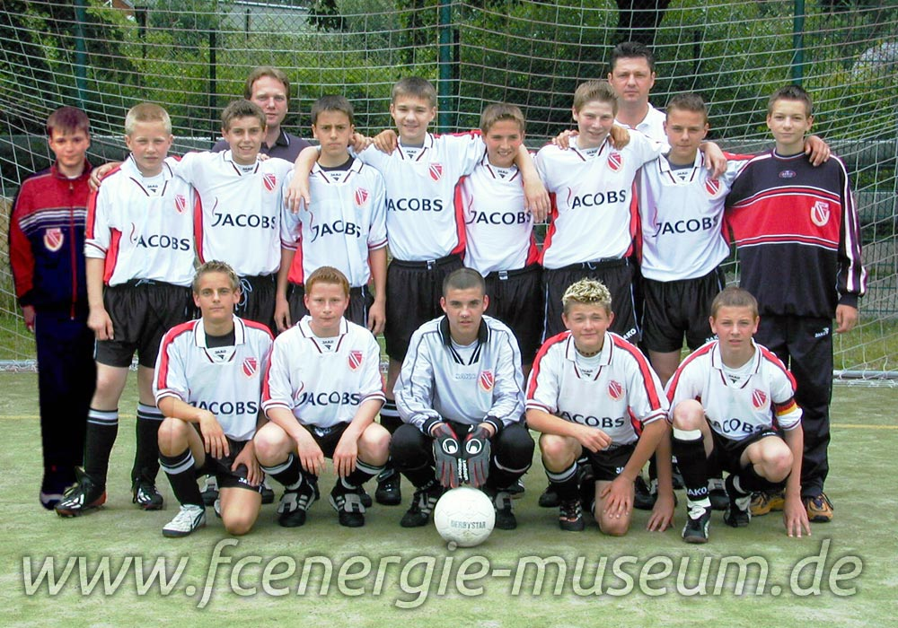 C2-Junioren Saison 2001/02
