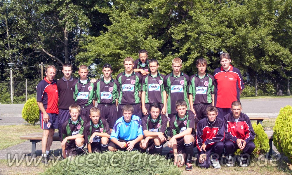 C1-Junioren Saison 2002/03