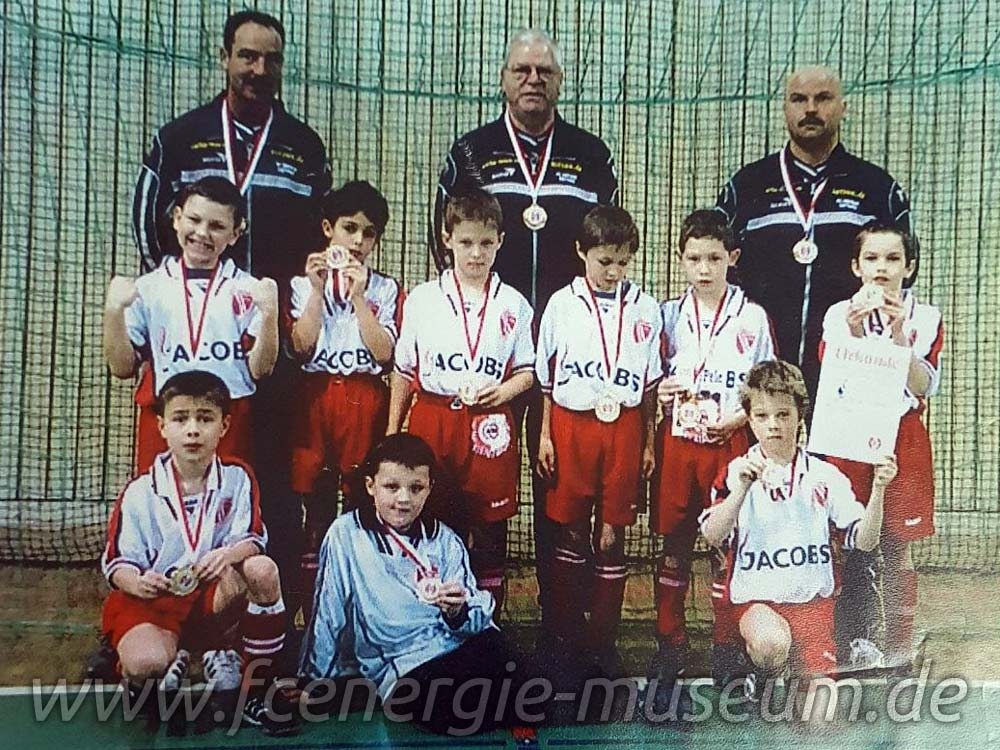 F-Junioren Saison 2002_03