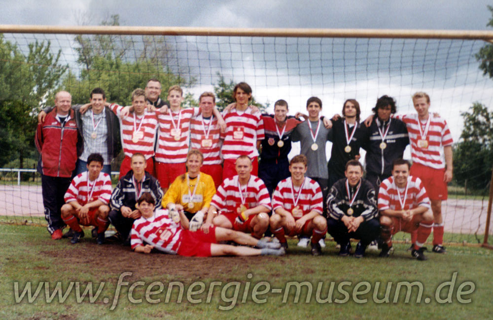 A2-Junioren Saison 2003/04