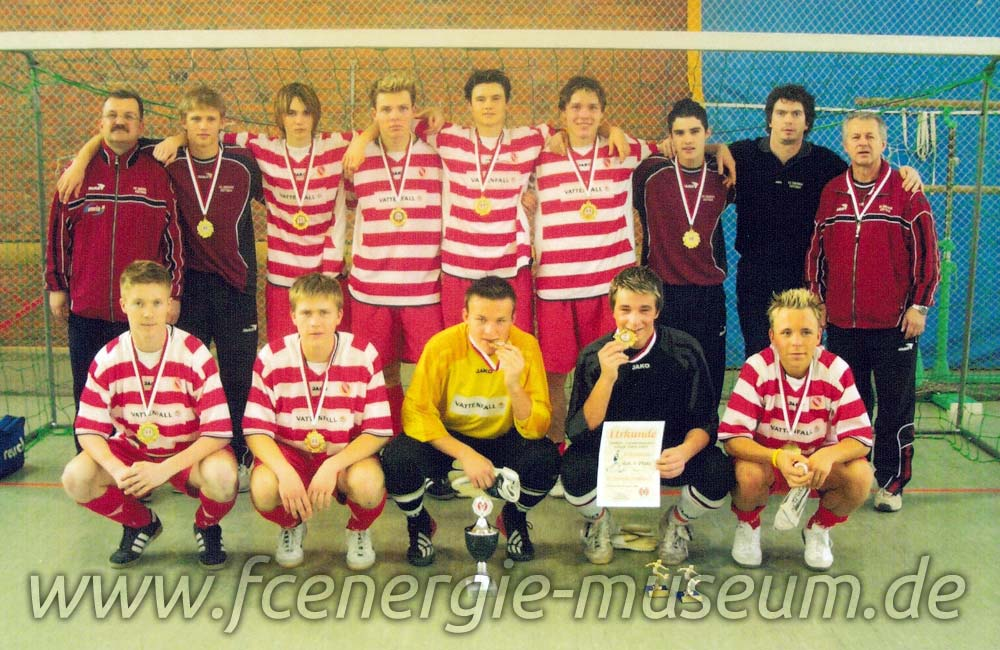 B1-Junioren Saison 2003/04