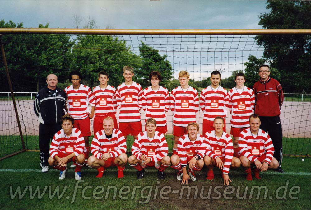 A2-Junioren Saison 2004/05