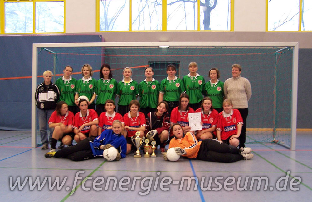 Frauen & B-Juniorinnen Saison 2004/05