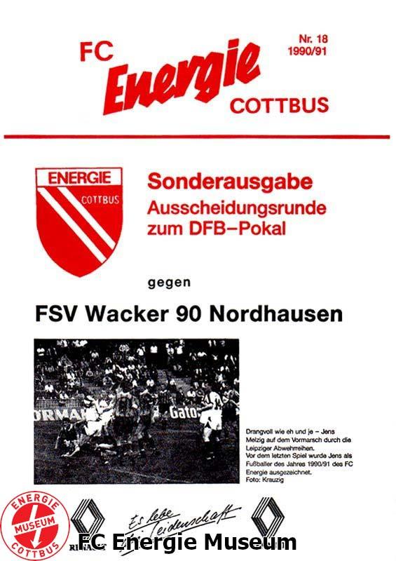 wacker nordhausen spielplan